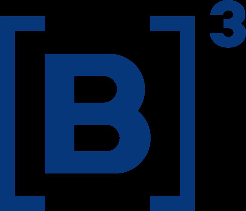 B3 Full Logo