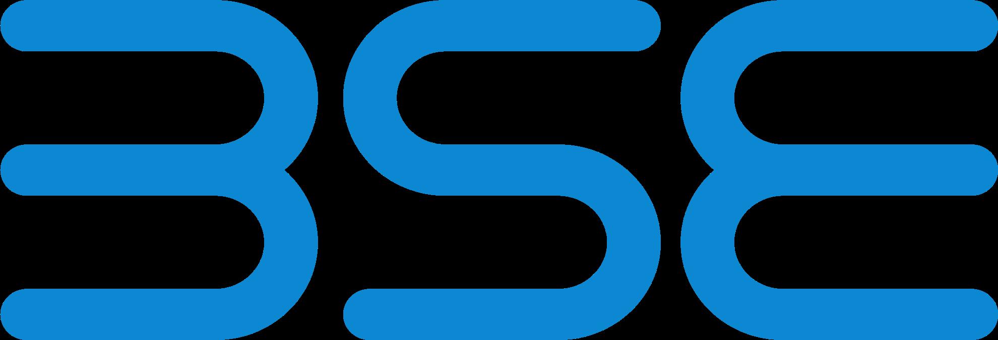 Bombay Stock Exchange (BSE) Icon Logo