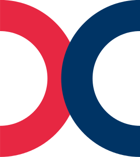Hong Kong Stock Exchange (HKEX) Icon Logo