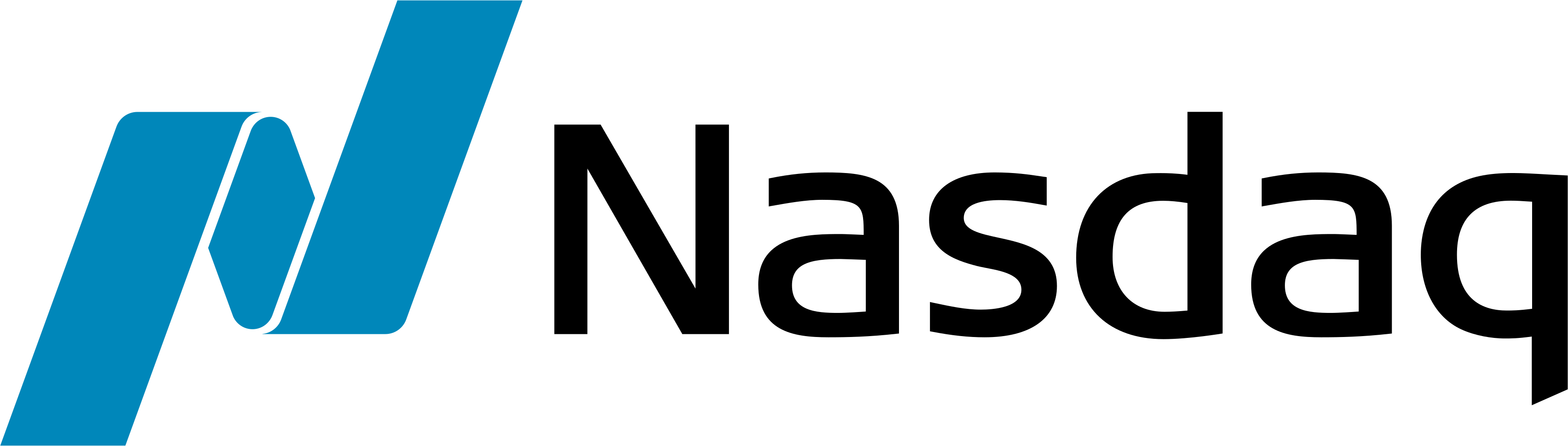 NASDAQ (NASDAQ) Full Logo
